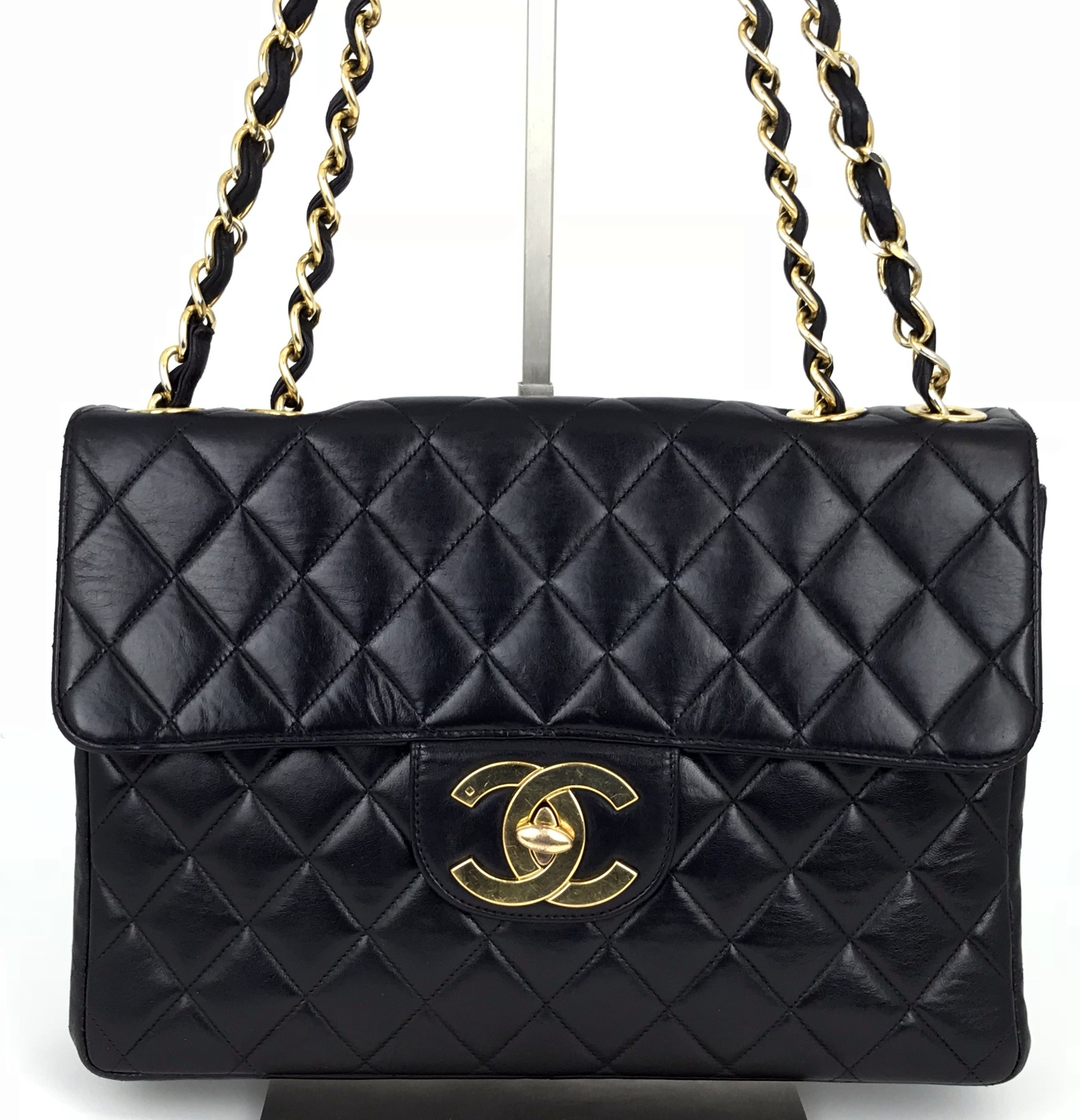 a7734713e6fee Chanel Quilted Single Flap Bag - Best Quilt Grafimage.co