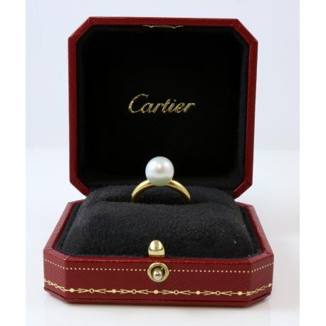 srtija perla CARTIER oro