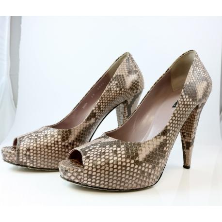 Zapatos Bally piton