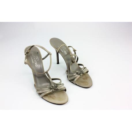 Grey Valentino Sandals