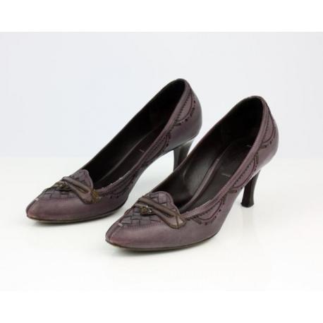 Zapato con tacon Bottega Veneta