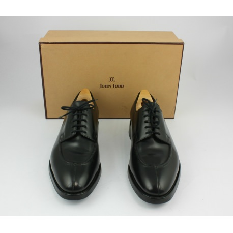 "John Lobb Men's Shoes ""Derby Norway"""