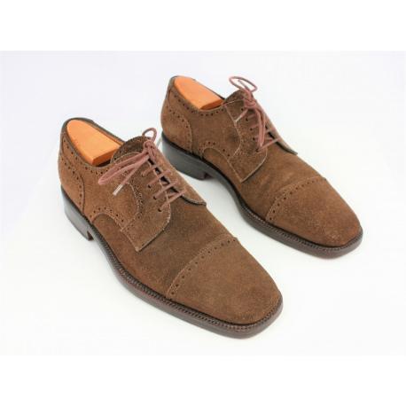 Zapatos Hombre.Jean Claude Monderer Paris