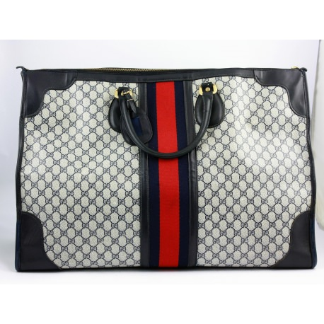 Maleta Blanda Gucci Vintage