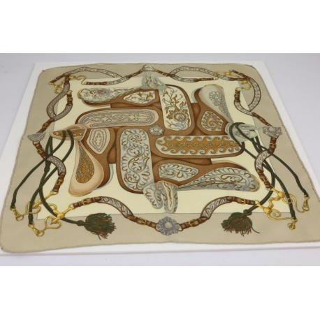 Pañuelo Hermes Seda