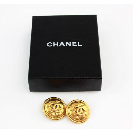 Earrings. Chanel Costume Jewlery