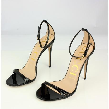 c2c5695f523 Gucci sandals. High heel bracelet sandals. - Second Chance Luxury ...