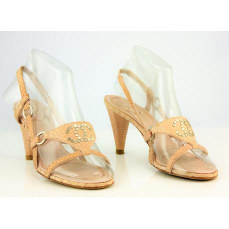 Chanel sandals high heels