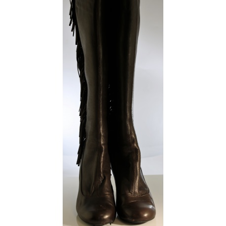 Lanvin leather Boots