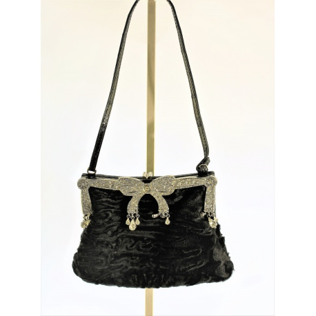 Valentino Night Pouch Bag