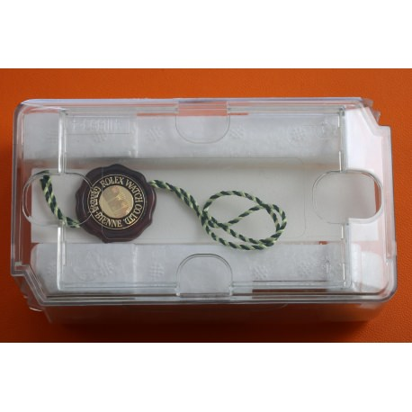 Rolex Hang Tag with Box