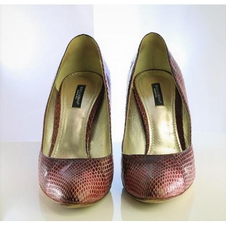 Zapatos salón Dolce Gabbana