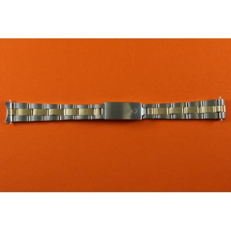 Rolex Oyster Bracelet Steel+Gold 78353