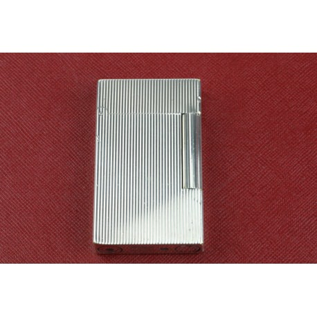 Dupont Lighter Silver