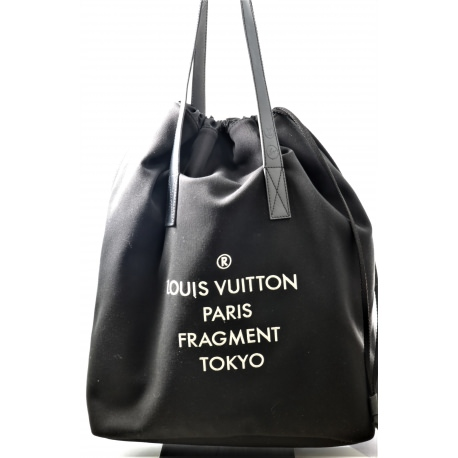 Louis Vuitton x Fragment Cabas Light Collection