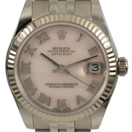 Rolex Datejust 178274 31mm Steel/Gold Full Set