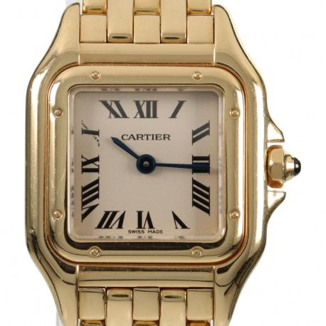 Cartier Panthère 18k Gold 22mm Ref 1070