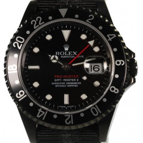 Rolex GMT II 16710 Prohunter Full Set