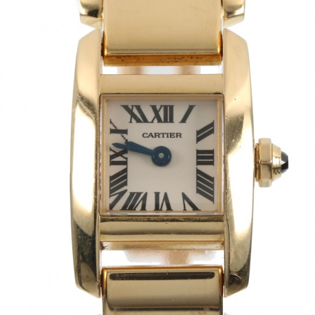 Cartier Tankissime 2828 Gold 18k