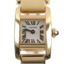 Cartier Tankissime 2828 Oro 18k