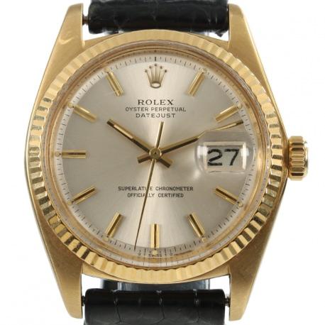 Rolex Datejust 1601 Gold