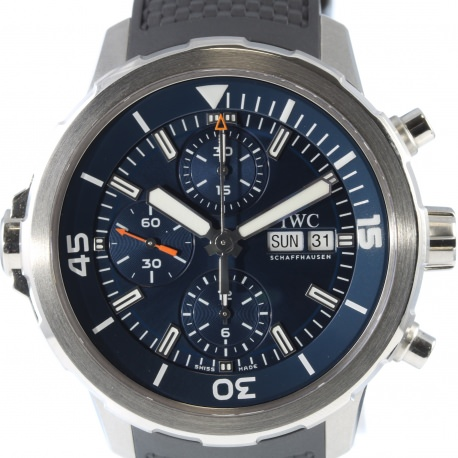 IWC Expedition Jaques Cousteau watch