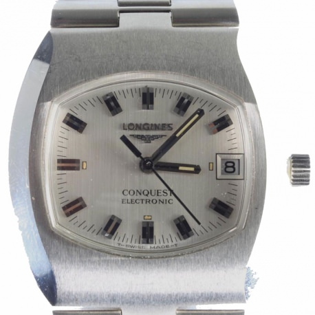 Longines Conquest Electronic NOS + Box