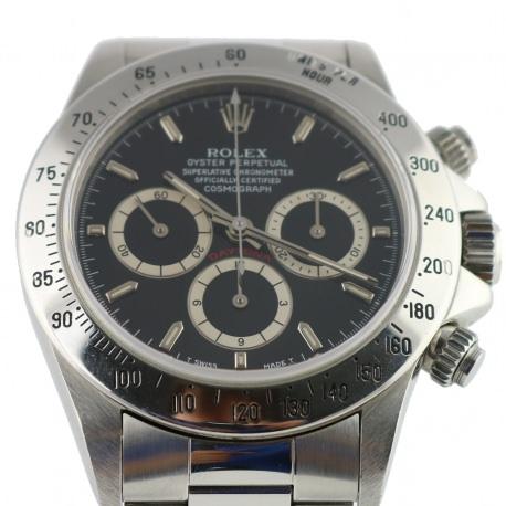 "Rolex Daytona Cosmograph ""Patrizzi"" dial."