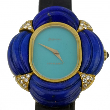 Delaneau Watch Retailed by Chaumet