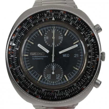 Seiko Chronograph Calculator 6138-7000