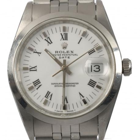 Rolex Date Brazalete Jubilee