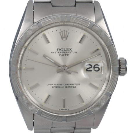 Rolex Date 78350 1971 Box + Service Papers