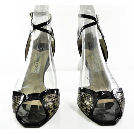 "Jimmy Choo ""Peep Toe"" Shoes"