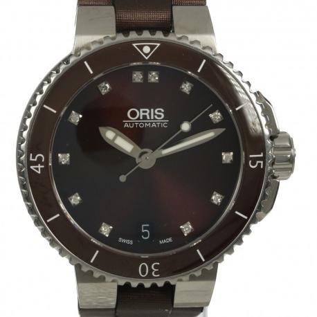 Oris Aquis Date Diamonds 7652