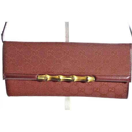 Gucci Gucci Bamboo shoulder bag