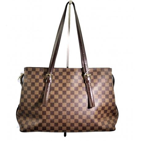 Louis Vuitton Damero Ebene Chelsea Handbag
