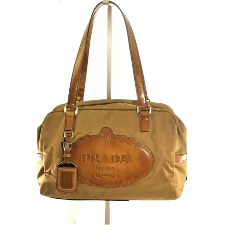 "Prada Canvas bag ""Moma"" Tote Handbag"