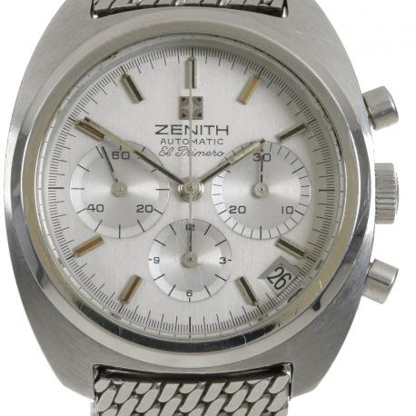 Zenith El Primero 1970s ref 01-2010-415 + Box