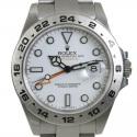 Rolex Explorer II White 216570 Full Set