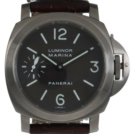 Panerai Luminor Marina Titanium Full Set 44mm