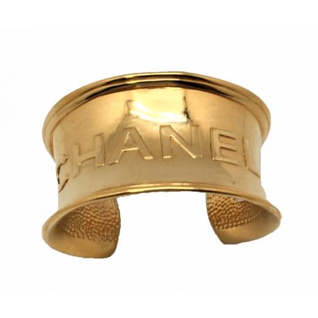 Chanel bracelet in golden tone