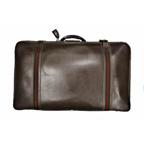 Large Gucci Soft Suitcase Vintage