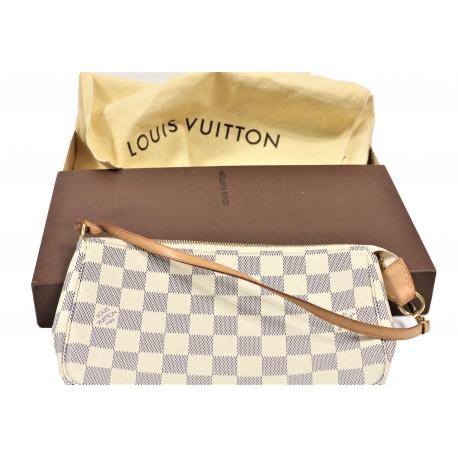 Pochete Louis Vuitton Damero