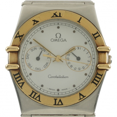 Omega Constellation Cuarzo