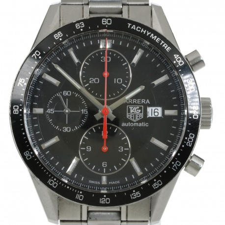 Tag Heuer Carrera Automatic Chronograph Calibre 16 ref.CV2014