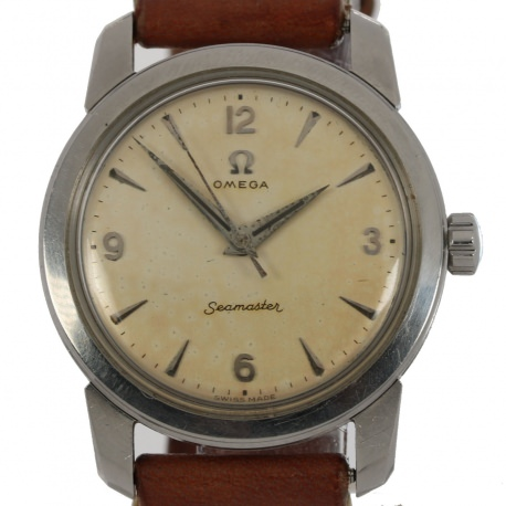 Omega Seamaster from 1954 cal.420