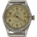 Rolex Oyster Ref.4025 Chronometer Bubbleback from 1940´s
