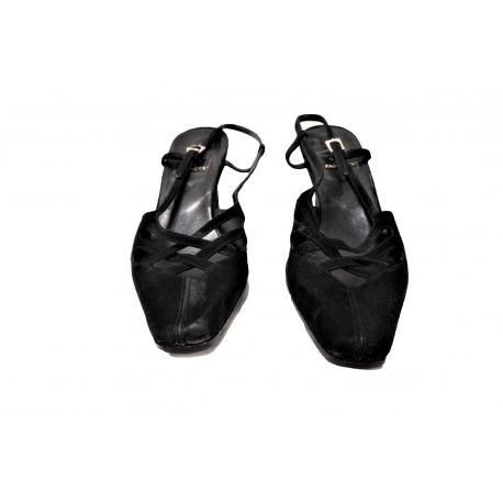 Zapato Farrautx negro