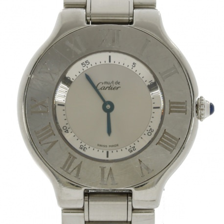 "Cartier Must ""21"" Ref.1330 Lady´s"