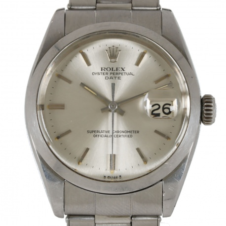 Rolex Date 1966 Triple Punched Papers